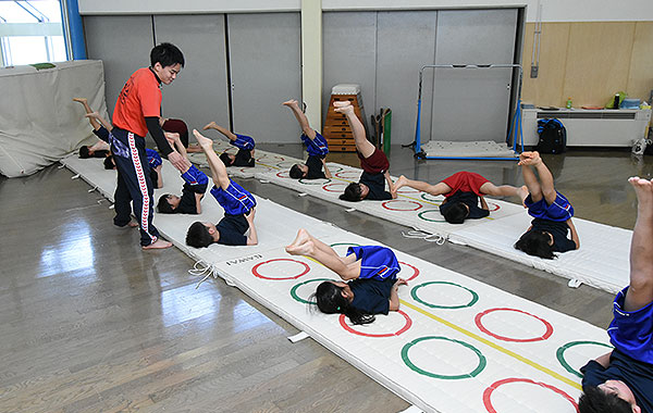 カワイ体育教室